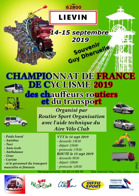 Calendrier Cyclotourisme 2019 Nord Pas De Calais.Actualite Championnat Cyclisme Routier 2019 Club