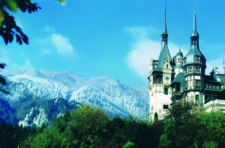 Transylvanie Roumanie