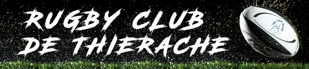 Rugby Club de Thiérache : site officiel du club de rugby de VERVINS - clubeo