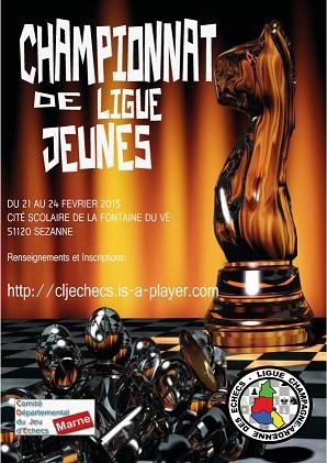 Cht Ligue Jeunes 2015