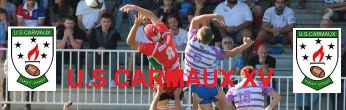 U.S.CARMAUX : site officiel du club de rugby de carmaux - clubeo