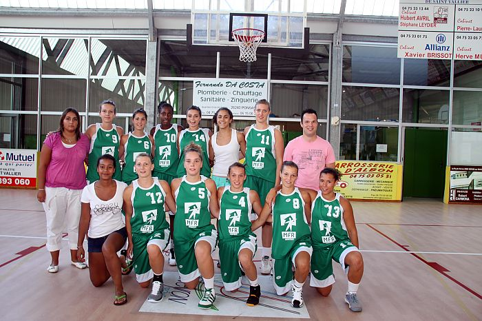 Equipe Cadettes France