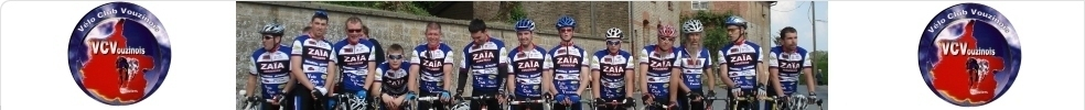 Vélo-Club-Vouzinois : site officiel du club de cyclisme de VOUZIERS - clubeo