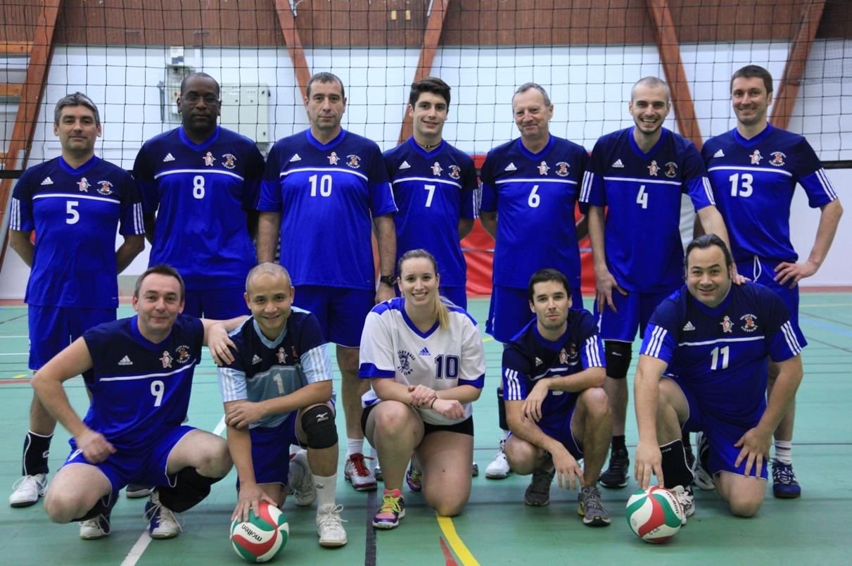 Equipe Senart 2014-2015